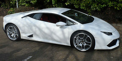Lamborghini Huracan Coupe**FOR HIRE ONLY-NOT FOR SALE**