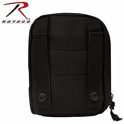 Rothco Pouch - Molle Tactical First Aid/Black