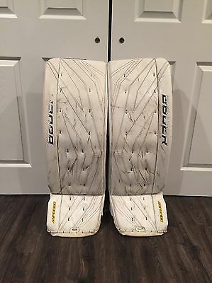 Bauer Total One Hockey Goalie Pads