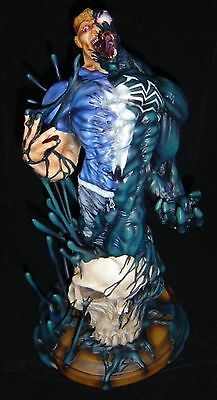 Venom resin model kit sculpted by Gabe Perna