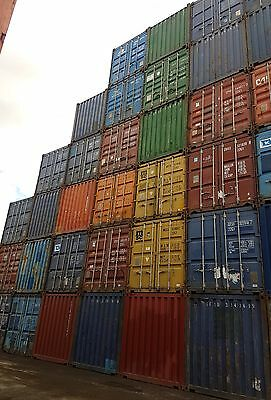 New & Used Shipping Containers Best Prices