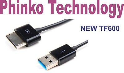 Charger Data Cable Adapter for Asus Vivo Tab RT TF600 TF810c TF600T TF701T USB