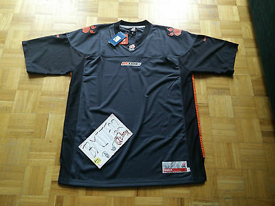 NWT BC Lions (Canada CFL League) Reebok Jersey Men XX-Large XXL 2XL