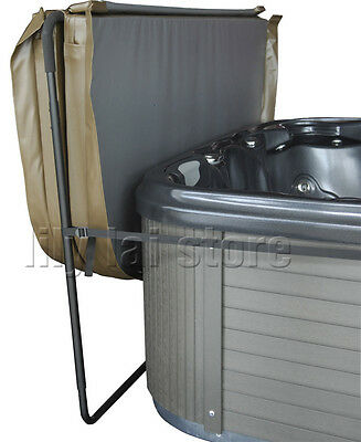SPA COVER LIFTER that fits vary SIZE, SHAPE and BRAND of SPA,CABINET