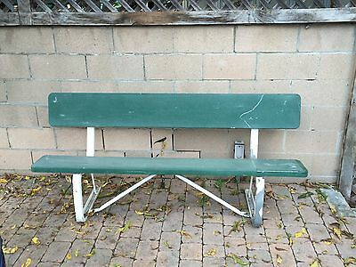 Disneyland Bench from 1955-1970's Disney Prop Display Sign Mickey Mouse Goofy