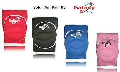 Galaxy MMA Volleyball Wrestling Padded Knee Pads Protectors Martial Arts Boxing