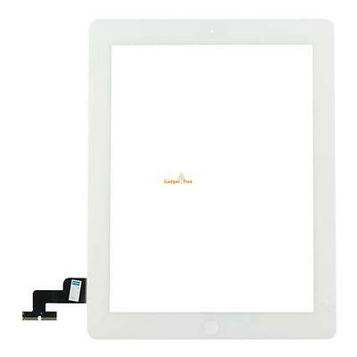 iPad 2 Touch Screen Glass Digitizer Assembly Replacement White