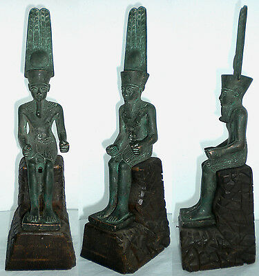 finest antik Egyptian Figure old Germany collection
