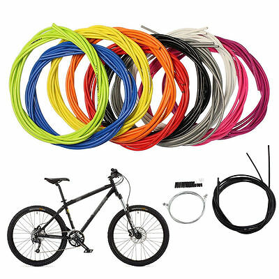 Jagwire Front & Rear Brake & Gear Cable Set Inner Outer Mountain Bike Bicycle