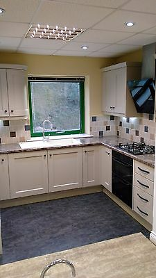 Ex-Display Kitchen Complete with Appliances