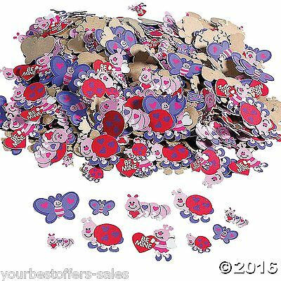 Valentines Day Decorations Heart Craft Heart Stickers Scrapbooking Supplies New
