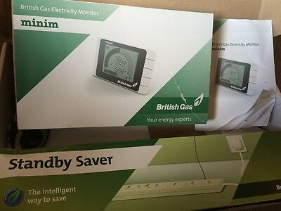 BT Gas Electricity Monitor