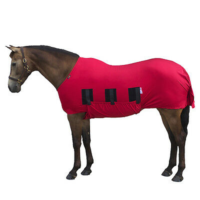 Snuggy Hoods Shiny Show Stretch Lycra Horse Rugs-6 Sizes-2 Colours-£59!!!