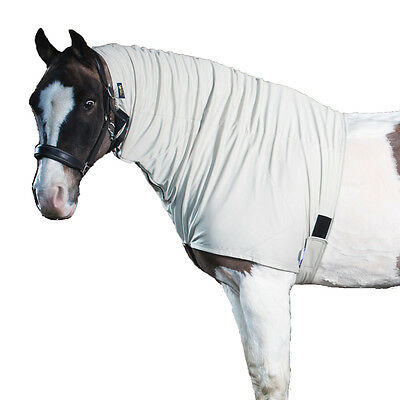 Snuggy Hoods Headless Anti Itch Sweet Itch Horse Hood - 2 Colours - 8 Sizes