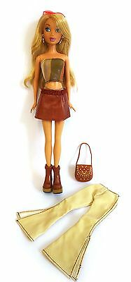 My Scene Barbie doll – Kennedy – 1st collection with accessories - Good