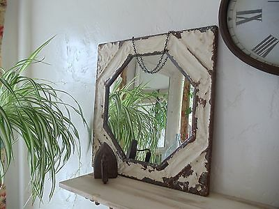 Antique Ceiling tin Mirror
