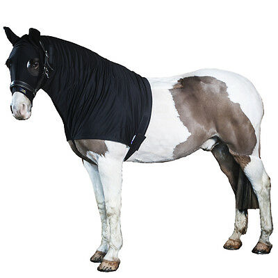 Snuggy Hoods Turn Out Weatherproof Horse Hood -Mane Protection 8 Sizes/2 Colours