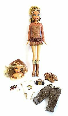 My Scene Barbie doll – Kennedy – Swappin' Styles II – Excellent Condition