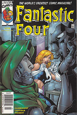 Fantastic Four #29 (May 2000, Marvel)