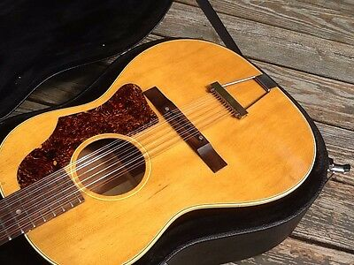 1967 Gibson B-25/12 String Acoustic Guitar