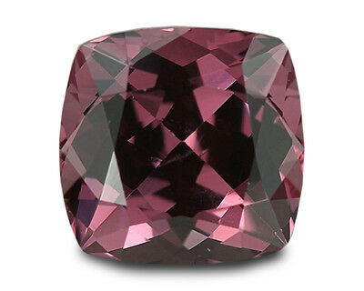 2.47 Carats Natural Mahenge Malaya Garnet Gemstone - Cushion