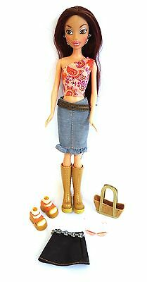 My Scene Barbie doll – Chelsea – First Collection – Great condition