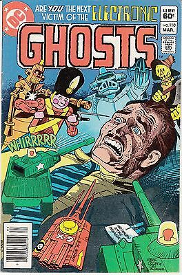 Ghosts #110 (Mar 1982, DC)