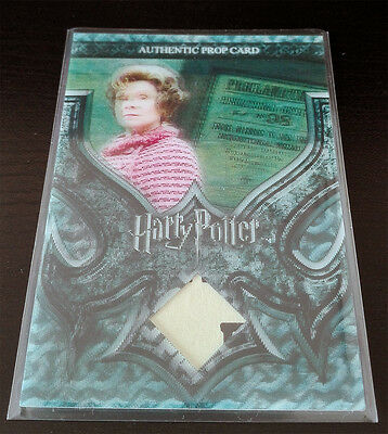 Harry Potter 3D 2nd Edition - Prop Ci2 - Proclamations 018/160 5 Case Incentive