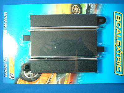 Scalextric C8207 - New Track - Unopened Pack Of 2 Half Straights