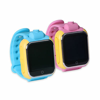 JM13 3G Smart Watch Camera GPS LBS WIFI Kid SOS Monitor Tracker For IOS Android