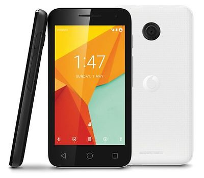 Brand New Vodafone Smart First 7 Smartphone 4GB WHITE (Unlocked) 3G PHONE