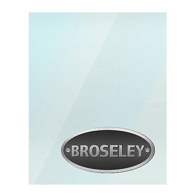 Replacement Stove Glass For Broseley Stoves Heat Resistant - Various Models