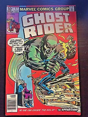 Ghost Rider (1973 1st Series) #57 8.5 VF+ Very Fine+ Marvel Comics Newsstand