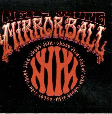 Neil Young, Mirrorball; Promo Sticker