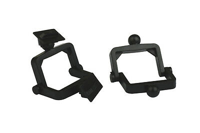 Dental Lab Disposable Articulator Black (100 per bag x 4 bags)