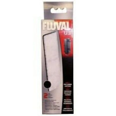 Fluval U3 Carbon Cartridge 2Pk