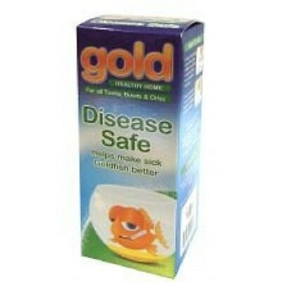 Interpet Aquarium Gold Disease Safe, 100ml