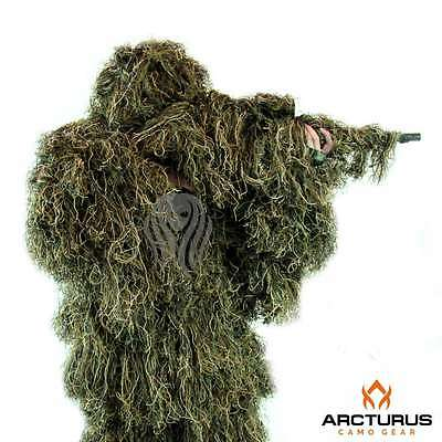 Ghost Ghillie Suit by Arcturus Camo