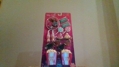 New Generation Doll Clothes Movie Night Accessories American Girl Too