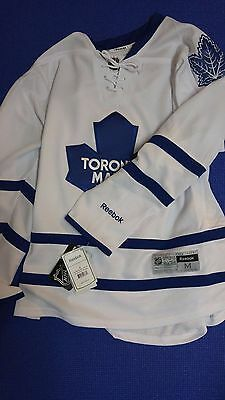 Reebok Men's Toronto Maple Leafs Premier Jersey - White Medium