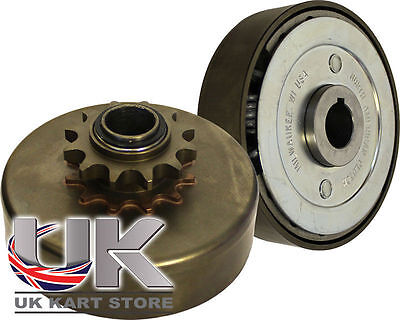 Noram 4000 Serie 20T 219 Tono Embrague UK KART STORE