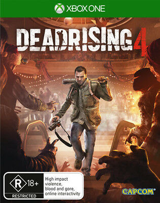 Dead Rising 4 Xbox One Game NEW