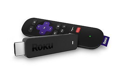 Roku Streaming TV Stick 3600R 1080p HDMI Smart TV Latest Model AU charger option