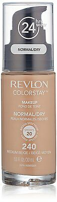 Revlon Colorstay 24hrs Foundation Normal/Dry Skin - 240 Medium Beige