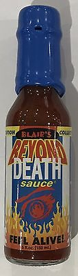 903718 150mL BOTTLE OF BLAIR'S BEYOND DEATH SAUCE - COLLECTOR'S LIMITED EDITION!