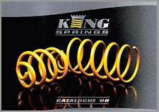 Front Low KING SPRINGS Suit Commodore VR VS VT VX VY, V8 SED & WAG  Coil Spring