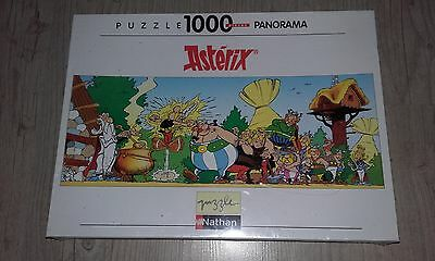 puzzle asterix panorama 1000 pièces neuf
