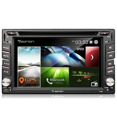 Autoradio Nissan Qashqai Almera X-Trail 6.2 Bluetooth Gps Usb Sd Mp3 Eonon Dvd