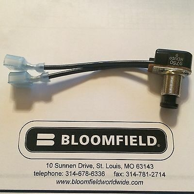 Bloomfield - Wells 8572-24/2E70137 Push Button Switch NEW FREE SHIPPING