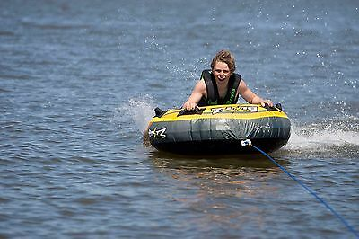 WILLIAMS Watersports BLITZ  - Inflatable Tube Towable Biscuit Water Toy